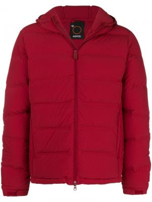Hooded padded jacket Aspesi
