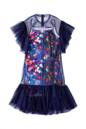 Платье I love to dream. Цвет: мультицвет
