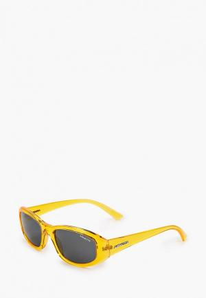 Очки солнцезащитные Arnette 0AN4266 265587. Цвет: желтый