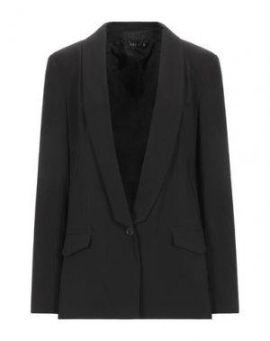 Пиджак PLEASE. Цвет: черный