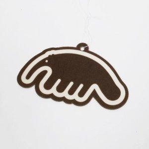 Ароматизатор Others Anteater. Цвет: коричневый