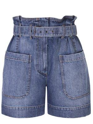 Шорты джинсовые BRUNELLO CUCINELLI