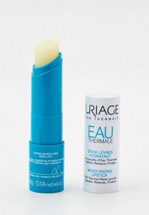 Бальзам для губ Uriage Отермаль  увлажняющий, 4 г. Цвет: прозрачный