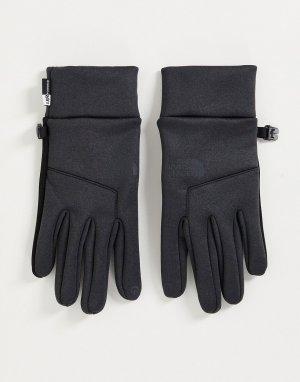 Черные перчатки -Черный цвет The North Face