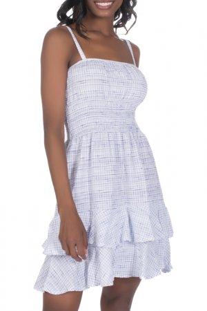 Dress GIORGIO DI MARE. Цвет: white, blue