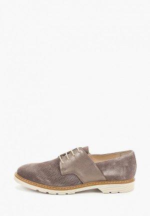 Ботинки Ralf Ringer. Цвет: серый