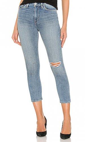 Джинсы скинни holly Hudson Jeans. Цвет: none