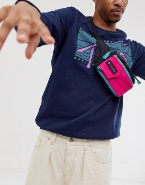 Черная сумка-кошелек на пояс Popo-Черный Columbia