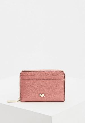 Кошелек Michael Kors. Цвет: розовый