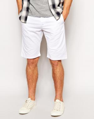 Шорты чиносы Paul Smith Jeans. Цвет: белый