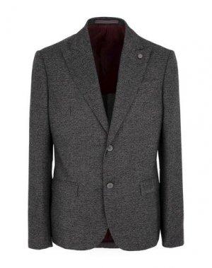 Пиджак HAVANA & CO.. Цвет: свинцово-серый