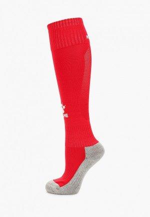 Гетры Kelme Football Length Socks. Цвет: красный