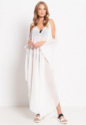 Платье пляжное Donatello Viorano Венеция. Цвет: белый