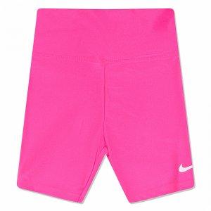High Waisted Shorts Nike. Цвет: розовый
