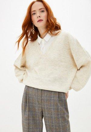 Пуловер Ivyrevel. Цвет: бежевый
