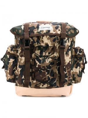 Рюкзак с камуфляжным рисунком A.P.C.. Цвет: разноцветный