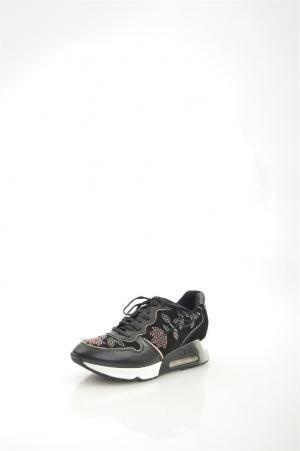 Кроссовки ASH. Цвет: черный