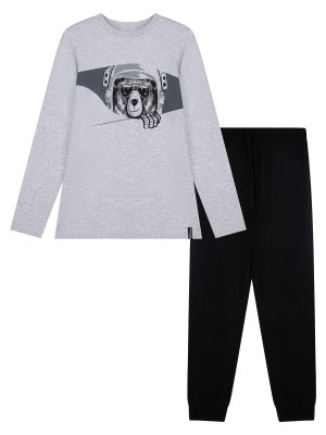 Комплект фуфайка футболка брюки PLAYTODAY
