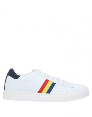 Кеды и кроссовки CASTELBAJAC. Цвет: белый