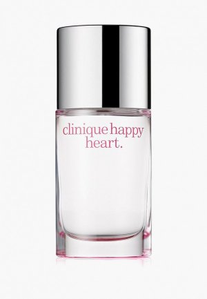 Парфюмерная вода Clinique Happy Heart Spray, 30 мл.. Цвет: прозрачный