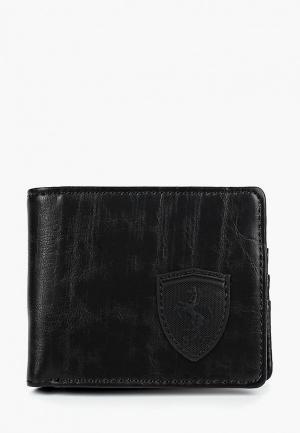 Кошелек PUMA SF LS Wallet M. Цвет: черный