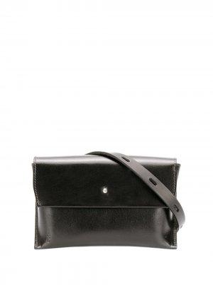 Поясная сумка Hild Ally Capellino. Цвет: черный