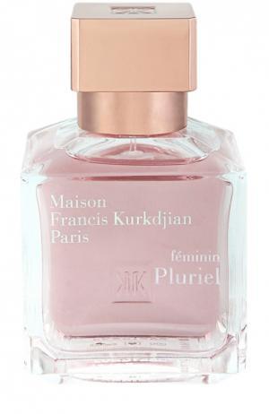 Парфюмерная вода Pluriel Maison Francis Kurkdjian. Цвет: бесцветный