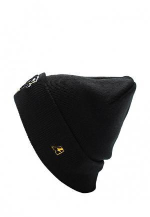 Шапка Atributika & Club™ NHL Pittsburgh Penguins. Цвет: черный