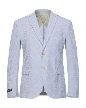 Пиджак MARCIANO. Цвет: небесно-голубой