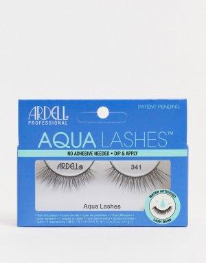 Накладные ресницы Aqua Lash 341-Черный цвет Ardell