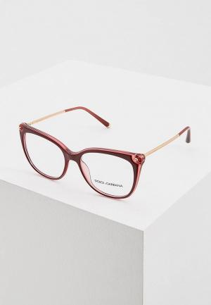 Оправа Dolce&Gabbana DG3294 3190. Цвет: бордовый