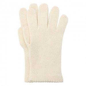 Перчатки Bilancioni. Цвет: белый