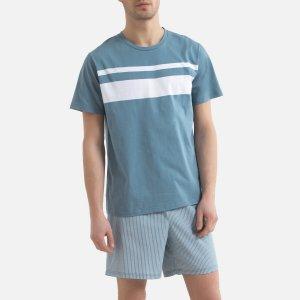 Пижама LaRedoute. Цвет: синий