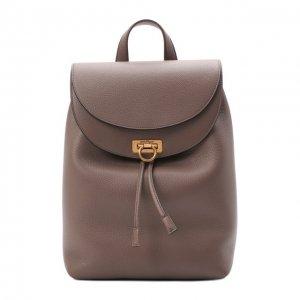 Рюкзак Salvatore Ferragamo. Цвет: коричневый