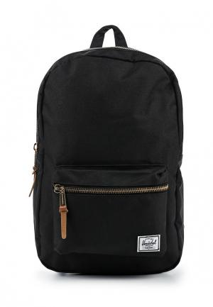 Рюкзак Herschel Supply Co SETTLEMENT MID-VOLUME. Цвет: черный