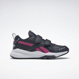 Кроссовки XT Sprinter Alt Reebok. Цвет: collegiate navy / solar pink / white