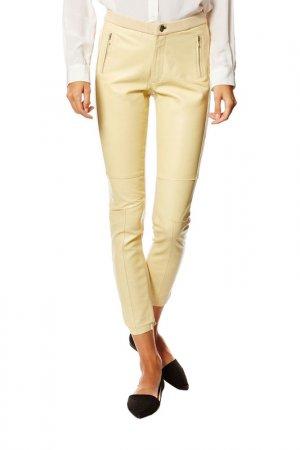 Trousers Isaco & Kawa. Цвет: beige