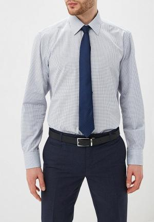 Рубашка Paspartu. Цвет: синий