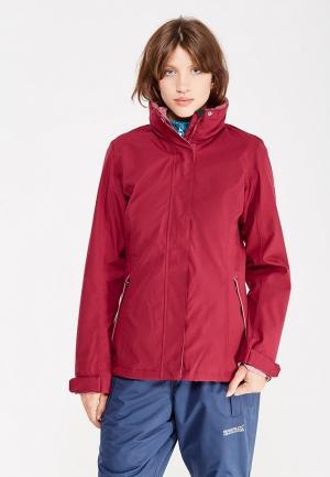 Куртка утепленная Regatta Calyn Str 3in1. Цвет: бордовый