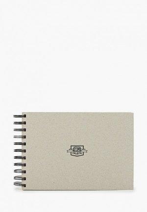 Альбом Falafel. Цвет: серый