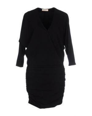 Короткое платье BA&SH. Цвет: черный