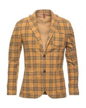 Пиджак MARTIN ZELO. Цвет: абрикосовый