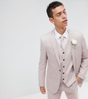 Узкий пиджак Wedding-Фиолетовый цвет Noak