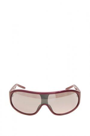 Очки солнцезащитные с линзами Vivienne Westwood. Цвет: 02 фиолетовый