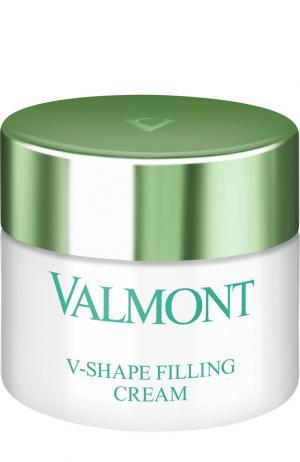 Крем-филлер для лица V-Shape Valmont. Цвет: бесцветный