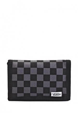 Кошелек Vans SLIPPED WALLET. Цвет: серый