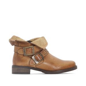 Ботильоны LTC Janis Leather LE TEMPS DES CERISES. Цвет: marron