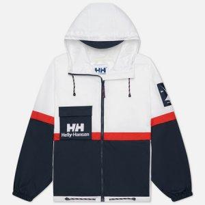 Мужская куртка дождевик YU20 Rain Helly Hansen. Цвет: белый