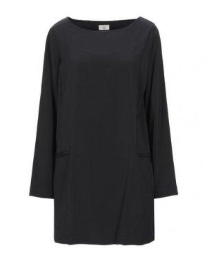 Короткое платье EMMA & GAIA. Цвет: черный