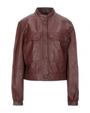 Куртка ALYSI. Цвет: какао